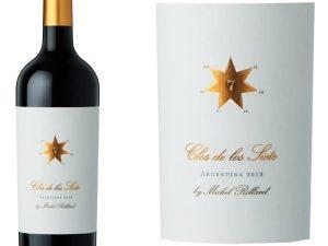 Clos de los siete winery in Mendoza Argentina